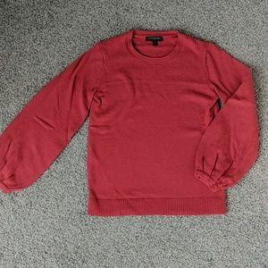 Banana Republic Puff Sleeve Sweater